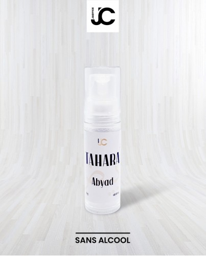 Musc tahara blanc spray airless 5g